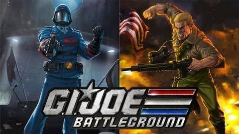 Complete Overview G.I.Joe Battleground