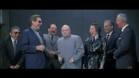 EVIL LAUGH Dr Evil's Laughing Scene