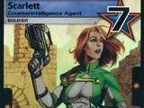 Scarlett - Counterintelligence Agent