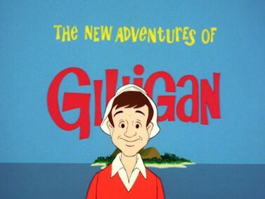 The New Adventures of Gilligan - Title Card