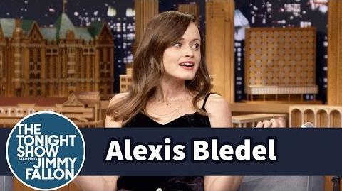 Alexis Bledel Ranks Her Top Four Gilmore Girls Characters