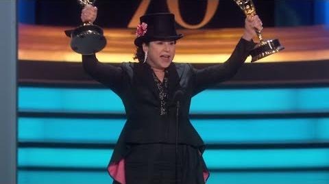 70th Emmy Awards Amy Sherman-Palladino Wins For Outstanding Directing For A Comedy Series