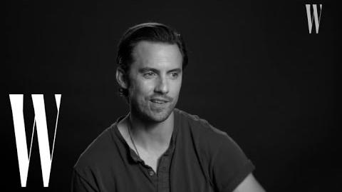 "Milo Ventimiglia Confirms That Gilmore Girls' Jess Had ""Good Hair"" and ""Dope Jackets"" W magazine"