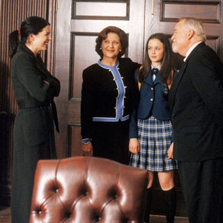 The Lorelais' First Day at Chilton