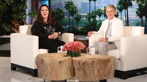 Melissa McCarthy Faces a Critic