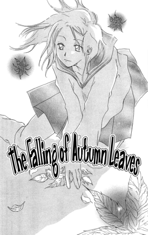 The falling of autumn leaves chp.cover
