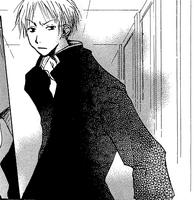 Fujimura angered