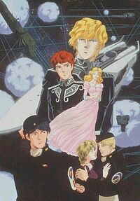 LoGH Overture to a New War