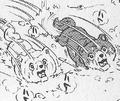 Gin's Geschwister GNG Manga 1
