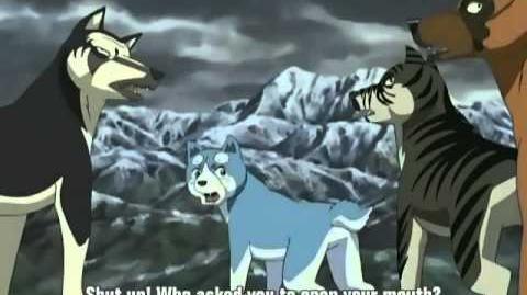 Ginga densetsu weed episode 8