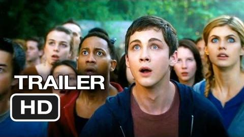 Percy Jackson Sea of Monsters Official Trailer 2013