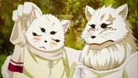 Gintaro saves Haru