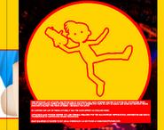 The Planetokio Movie (2015) Soundtrack inlay
