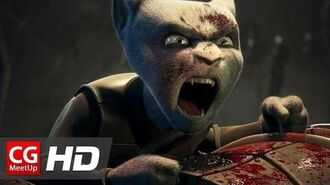 """CGI Animated Short Film- """"Alleycats"""" by Blow Studio - CGMeetup"""