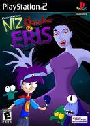 Niz Chicoloco vs. Eris (2004) PS2 Cover Art NTSC