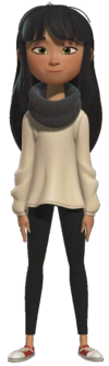 Addie McCallister render