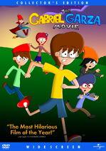 The Gabriel Garza Movie (2002) DVD Cover