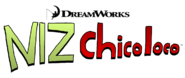 Niz Chicoloco logo with DreamWorks trademark
