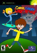 Gabriel Garza - Vio's Return Xbox Cover Art NTSC