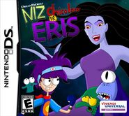 Niz Chicoloco vs. Eris (2004) DS Cover Art NTSC