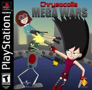 Chrysocolla - Mega Wars PS1 Cover Art NTSC
