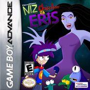 Niz Chicoloco vs. Eris (2004) GBA Cover Art NTSC