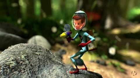 "CGI Animated Short Film HD ""APOLLO 31 Short Film"" by Pal"