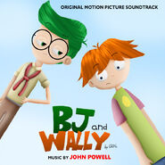 BJ and Wally (2006) Soundtrack Cover