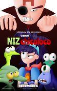 Niz Chicoloco (2017) Poster 2