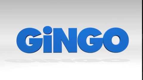 Gingo Animation CGI Logo