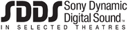 SDDS 1993 logo In Selected Theatres