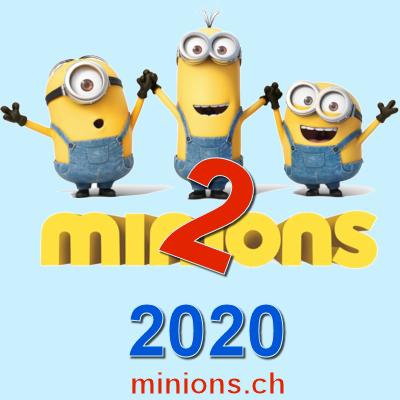 دانلود زیرنویس فارسی انیمیشن Minions 2 2020