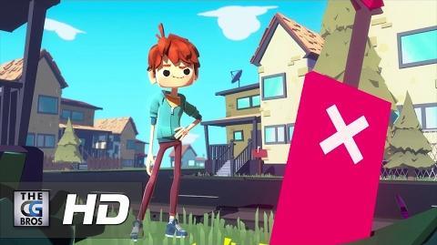 "CGI Animated Shorts HD ""Pinksword of the Bibu"" - by BIBU Team"