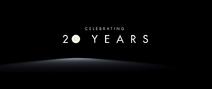 Pixar logo 20th Anniversary