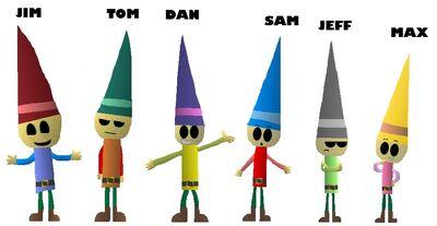 GATWP Elf Names
