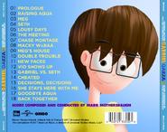 Gabriel Garza 3 (2017) Soundtrack back cover
