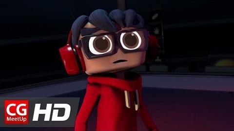 "CGI Animated Short Film HD ""PAINT Short Film"" by PAINT Team"