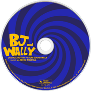 BJ and Wally (2006) Soundtrack disc