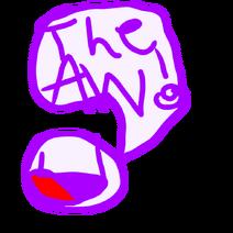 The AW logo
