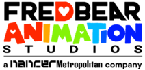 Fredbear Animation Studios Logo V1 Black