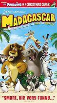 Madagascar (2005) VHS Cover