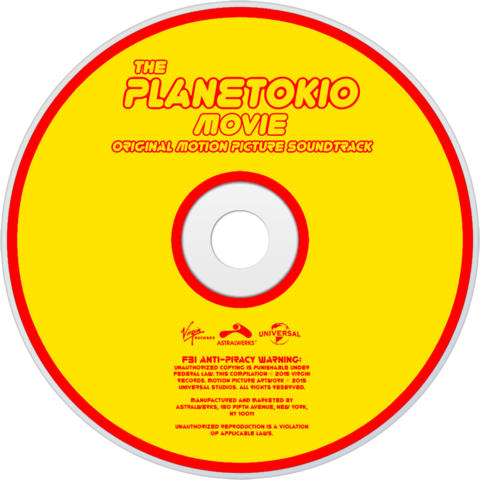 File:The Planetokio Movie (2015) Soundtrack disc.png
