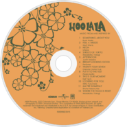 Woo La La - Music from and Inspired By (2009) CD disc