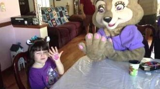 Great Wolf Lodge Surprise Visits Our Home! Wolf Your World Tour-2