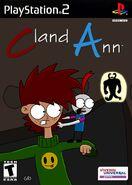 Cland Ann (PS2) Cover Art NTSC