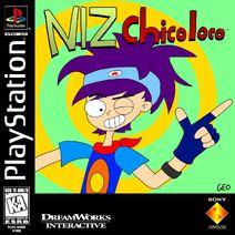 Niz Chicoloco PS1 Cover Art NTSC