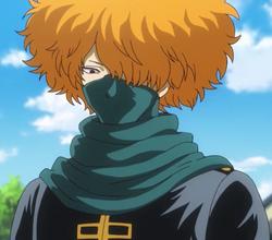 Shimaru anime