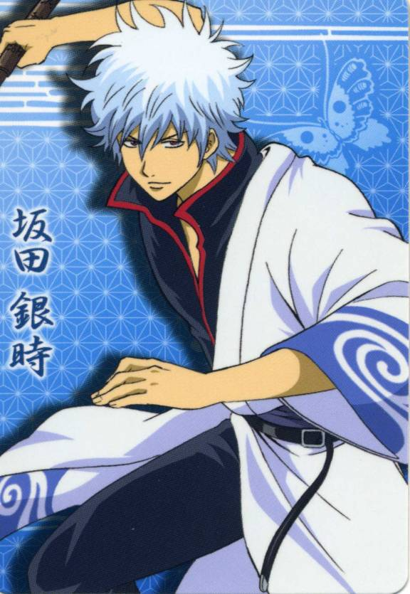 Sakata Gintoki | Gintama | FANDOM powered by Wikia