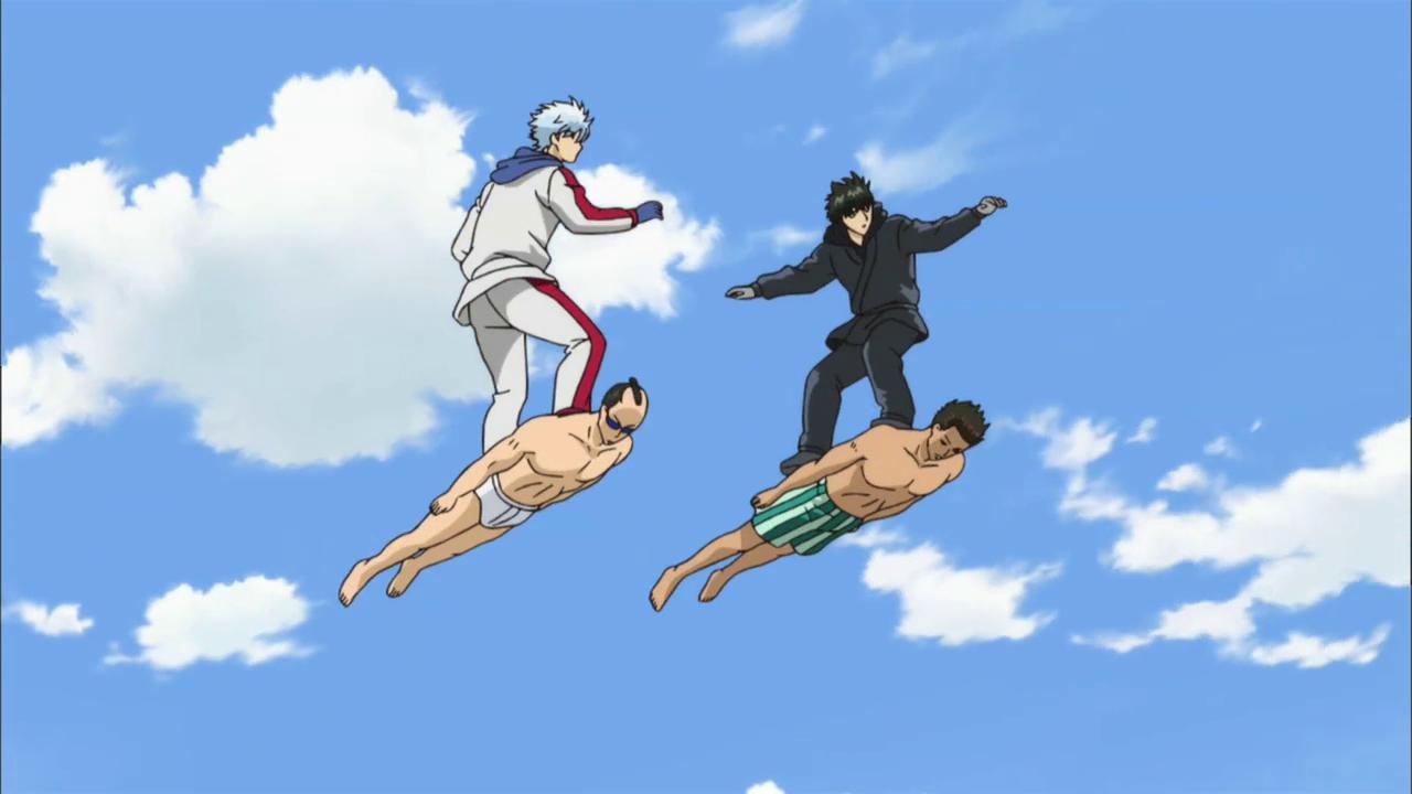 Episode 237 Gintama Wiki Fandom Powered By Wikia