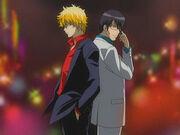 Gintoki and Shinpachi Episode 6